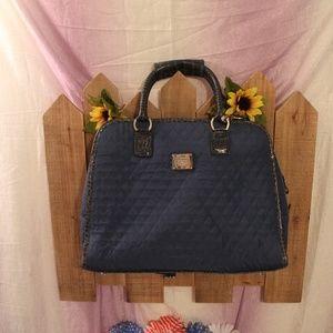 Liz Claiborne Laptop Tote Bag Shoulder Carry On